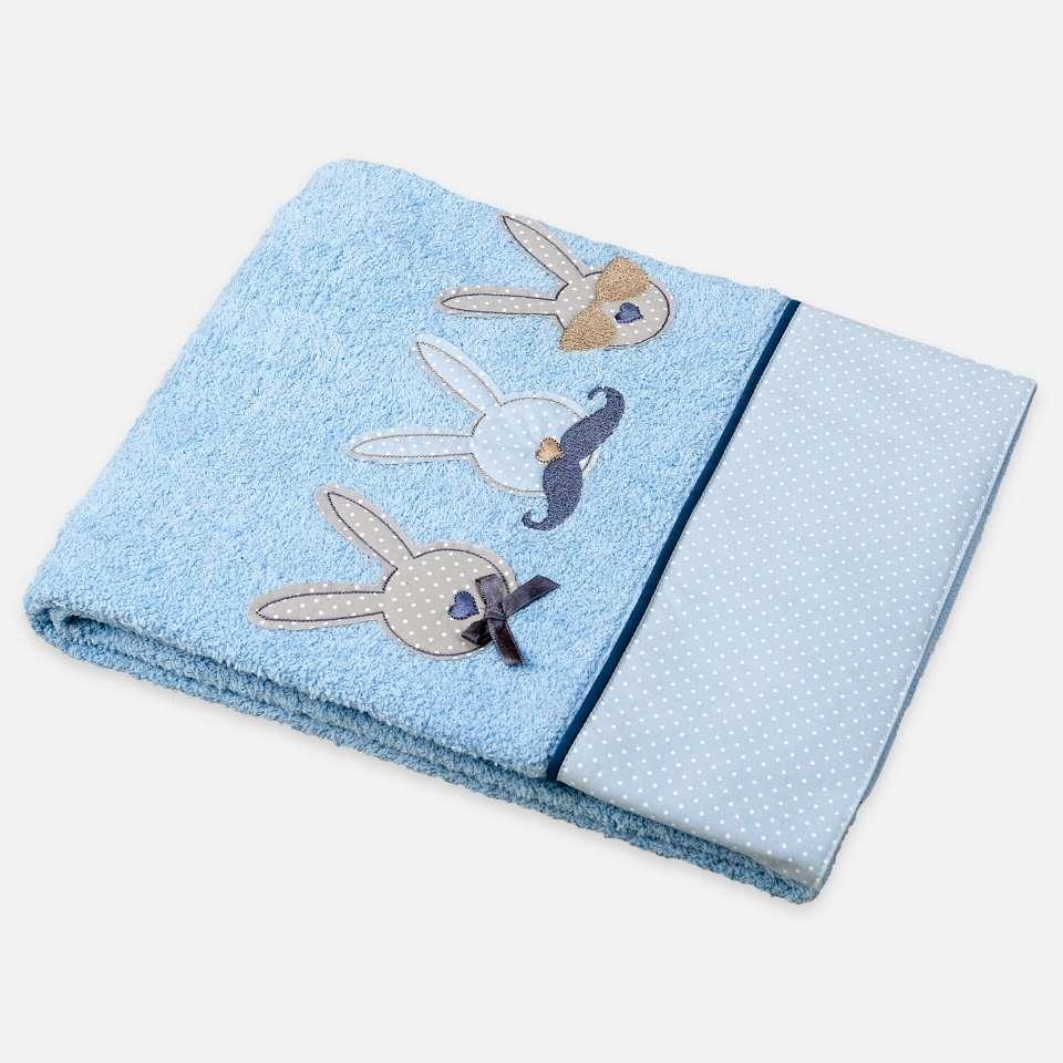 Håndkle Bunnies 50x100 cm