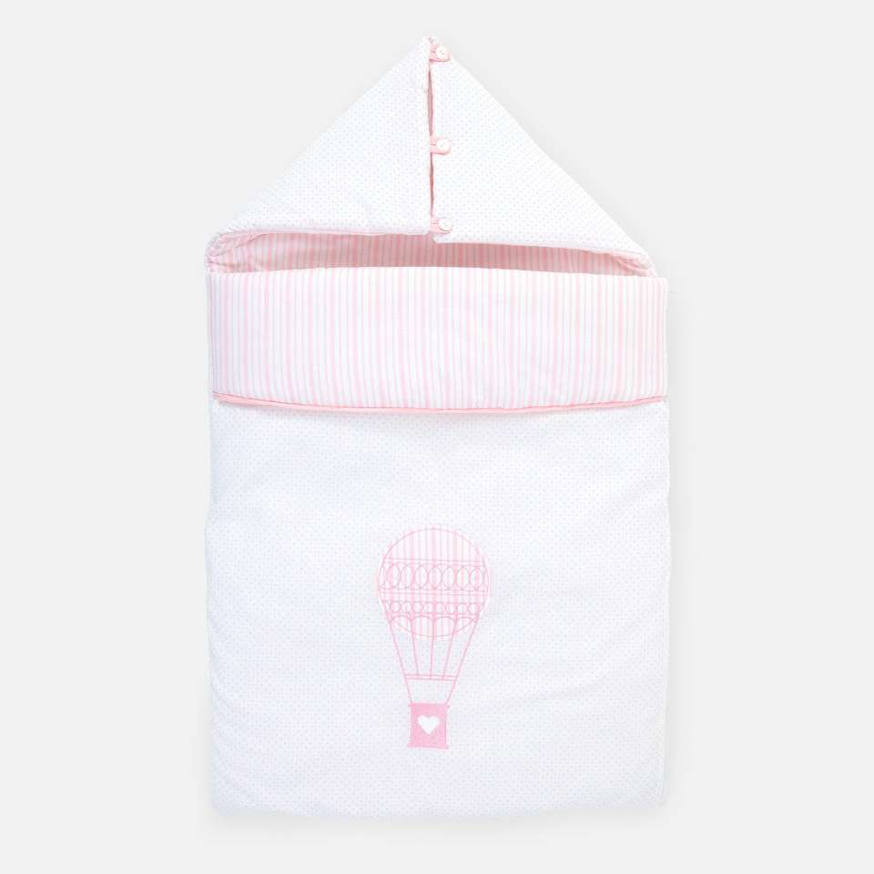 Ballon Pink Reisepose